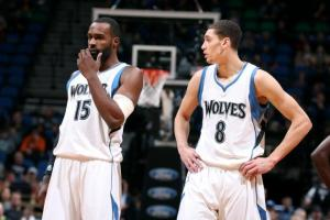 Shabazz Muhammad, left, and Zach Lavine are going to be key cogs in shaping Minnesota's future. (Photo credit to bleacherreport.net