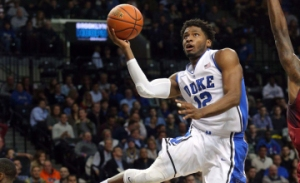 Justise Winslow is a versatile player, but how versatile will he be in the NBA? (Photo credit to basketball insiders.com)