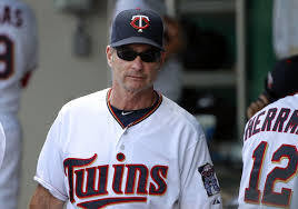 Paul Molitor is in his first year as manager of the Minnesota Twins and has them tied for first place. (Photo credit to cdn.fansided.com)