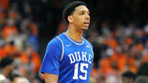 Jahlil Okafor figures to be one of the top picks in the NBA's June draft. (Photo credit to FoxSports.com)