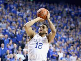 The Minnesota Timberwolves would be smart to take Karl-Anthony Towns with the No. 1 pick. (Photo credit to Gannett.cdn.com)