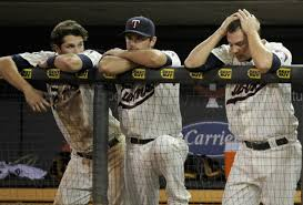 It's been a frustrating month of August for the Minnesota Twins. (Photo credit to mlbblogsmateofischer)