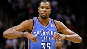 Kevin Durant will be the biggest free agent prize this offseason. (Photo credit to slam online.com)